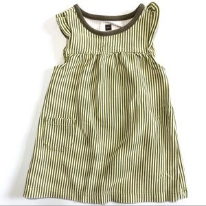 Tea Collection Infant Girl Striped Dress